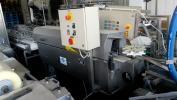 Wende- und Ausblasmaschine