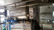 Vollwasser-Rotationsautoklav mit Dampferz.