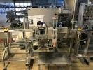 Flaschenetikettierer mit Drucker